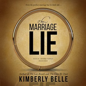 The Marriage Lie audiobook cover art