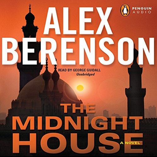 The Midnight House audiobook cover art