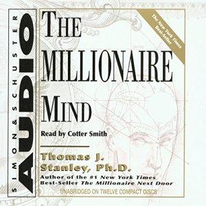 The Millionaire Mind audiobook cover art