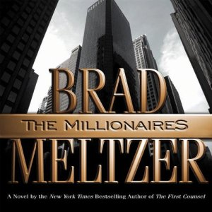 The Millionaires audiobook cover art