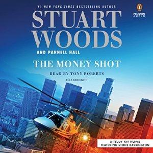 The Money Shot audiobook cover art