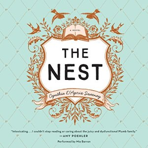 The Nest audiobook cover art