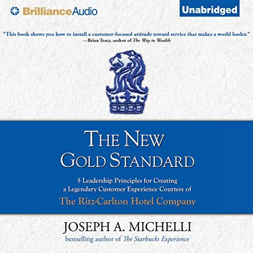 The New Gold Standard audiobook cover art