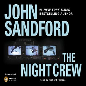 The Night Crew audiobook cover art