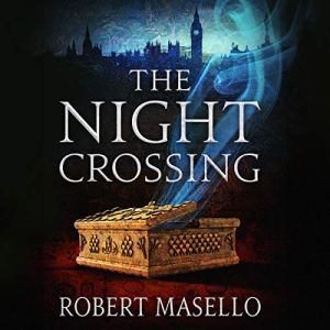 The Night Crossing audiobook cover art