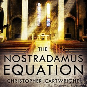 The Nostradamus Equation audiobook cover art