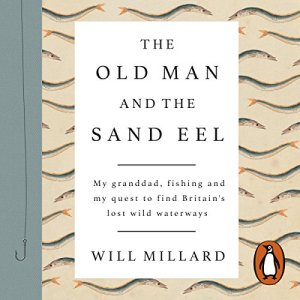 The Old Man and the Sand Eel audiobook cover art