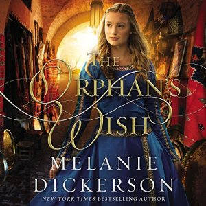 The Orphan's Wish audiobook cover art