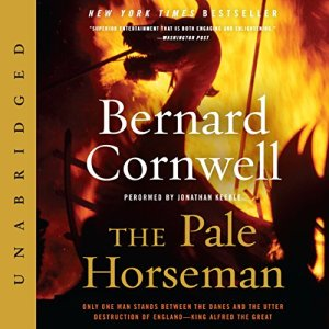 The Pale Horseman audiobook cover art
