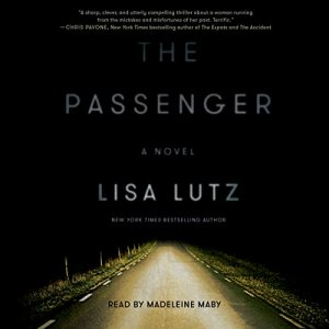 The Passenger audiobook cover art