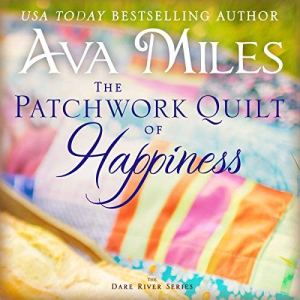 The Patchwork Quilt of Happiness audiobook cover art