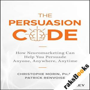 The Persuasion Code audiobook cover art