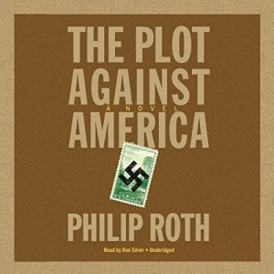 The Plot Against America audiobook cover art