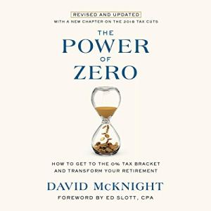 The Power of Zero, Revised and Updated audiobook cover art