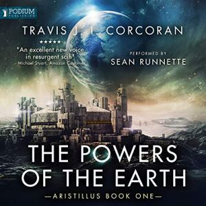 The Powers of the Earth audiobook cover art