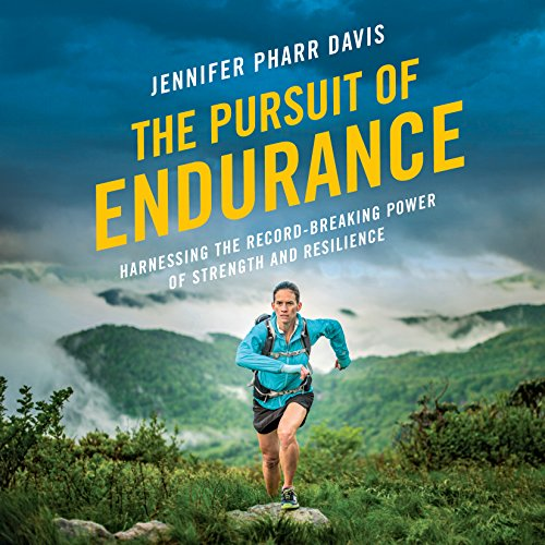 The Pursuit of Endurance audiobook cover art