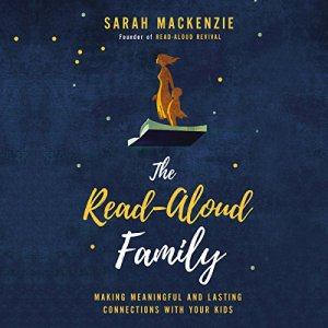 The Read-Aloud Family audiobook cover art