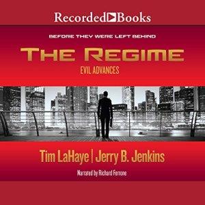 The Regime audiobook cover art