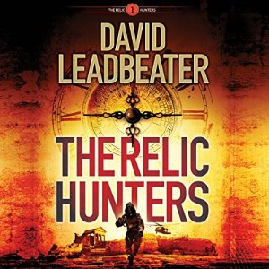 The Relic Hunters audiobook cover art