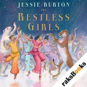 The Restless Girls audiobook cover art
