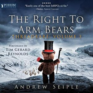 The Right to Arm Bears audiobook cover art
