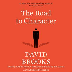 The Road to Character audiobook cover art