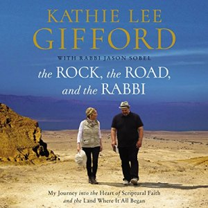 The Rock, the Road, and the Rabbi audiobook cover art