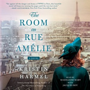 The Room on Rue Amélie audiobook cover art
