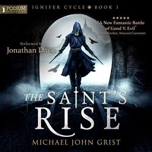 The Saint's Rise audiobook cover art