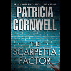 The Scarpetta Factor audiobook cover art