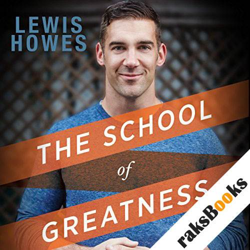 The School of Greatness audiobook cover art