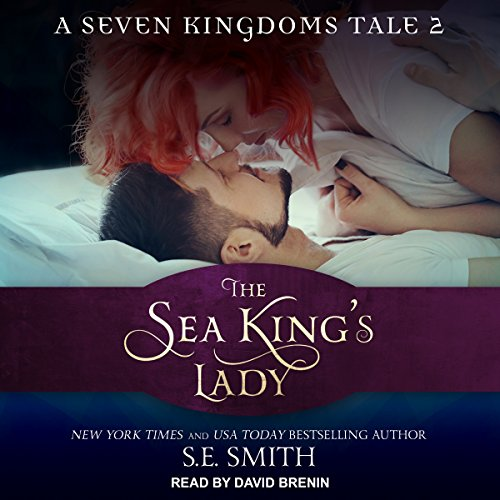 The Sea King's Lady audiobook cover art