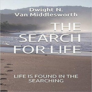 The Search for Life audiobook cover art