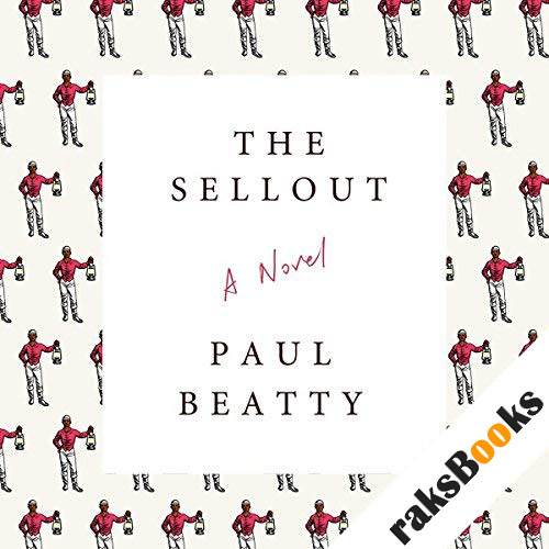 The Sellout audiobook cover art