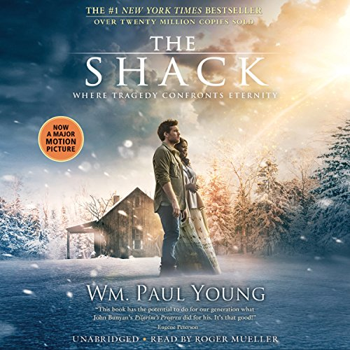 The Shack audiobook cover art