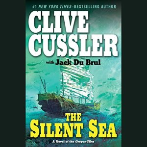 The Silent Sea audiobook cover art