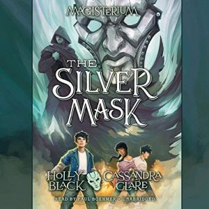 The Silver Mask audiobook cover art