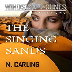 The Singing Sands: Death and Forgiveness audiobook cover art