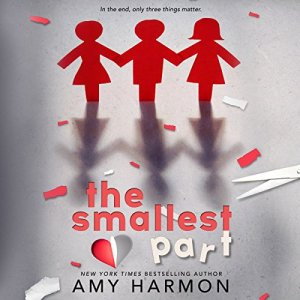 The Smallest Part audiobook cover art