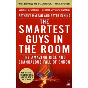The Smartest Guys in the Room audiobook cover art