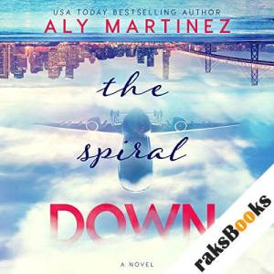 The Spiral Down audiobook cover art