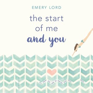 The Start of Me and You audiobook cover art