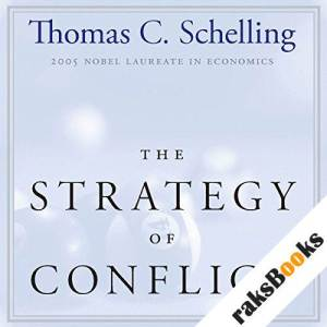 The Strategy of Conflict audiobook cover art