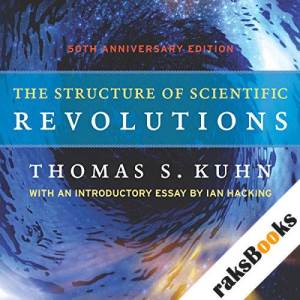 The Structure of Scientific Revolutions  audiobook cover art