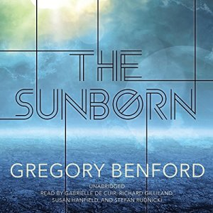 The Sunborn audiobook cover art