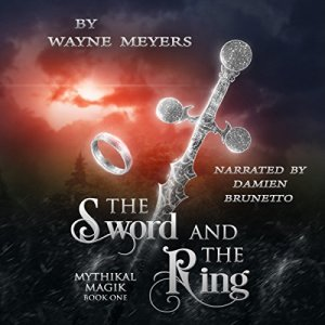 The Sword and the Ring audiobook cover art