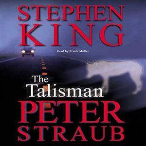 The Talisman audiobook cover art