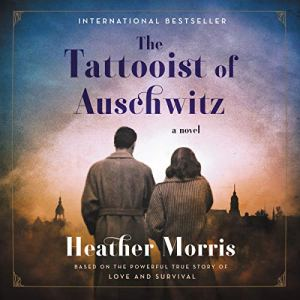 The Tattooist of Auschwitz audiobook cover art