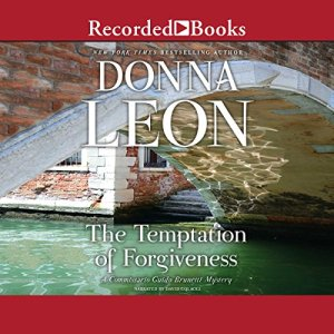 The Temptation of Forgiveness audiobook cover art
