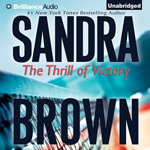 The Thrill of Victory audiobook cover art
